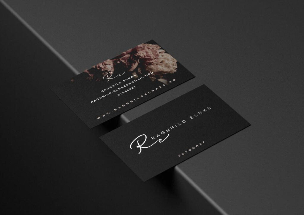 Ragnhild Businesscard
