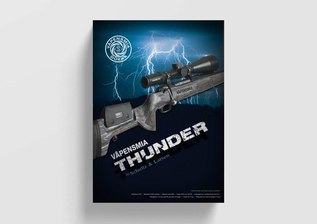 Våpensmia Thunder Flyer